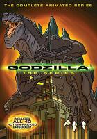 Cover image for Godzilla : the complete animated series [videorecording DVD]