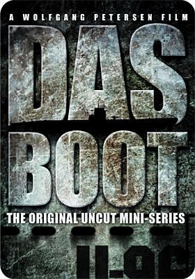 Cover image for Das Boot [videorecording DVD] : the original uncut mini-series