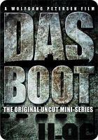 Cover image for Das Boot [videorecording DVD] : the original uncut mini-series