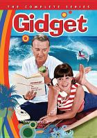 Cover image for Gidget : the complete series [videorecording DVD].