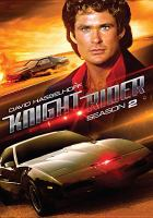 Cover image for Knight rider. Season 2, Complete [videorecording DVD] (4 DVDs)