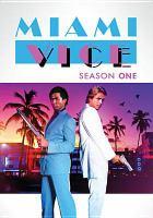 Imagen de portada para Miami vice. Season 1, Complete [videorecording DVD].
