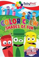 Cover image for Color crew : Shades of fun [videorecording DVD].