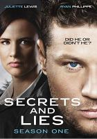 Cover image for Secrets and lies. Season 1, Complete [videorecording DVD].