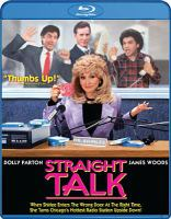 Cover image for Straight talk