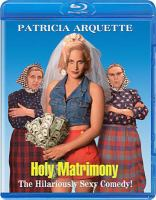 Cover image for Holy matrimony