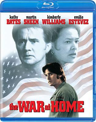 Cover image for War at home