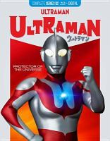 Cover image for Ultraman. Series 2, Complete [videorecording Blu-ray] : Protector of the universe.