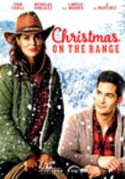 Cover image for Christmas on the range [videorecording DVD]