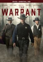 Imagen de portada para The warrant [videorecording DVD].