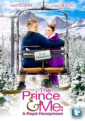 Cover image for The prince & me III a royal honeymoon