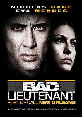 Cover image for The bad lieutenant [videorecording DVD] : port of call New Orleans