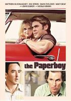 Cover image for The paperboy [videorecording DVD]