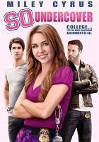 Cover image for So undercover
