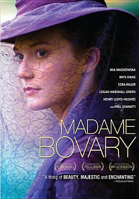 Cover image for Madame Bovary [videorecording DVD] (Mia Wasikowska version)