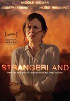 Cover image for Strangerland [videorecording DVD]
