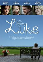Cover image for The story of Luke
