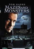 Cover image for Mazes and monsters