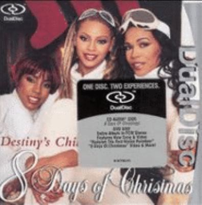 Cover image for 8 Days of Christmas