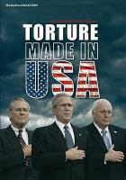 Imagen de portada para Torture made in USA [videorecording DVD]