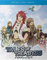 Cover image for Tales of the abyss. the complete series [videorecording Blu-ray]