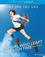 Cover image for The girl who leapt through time [videorecording Blu-ray]