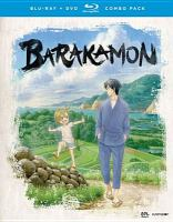 Cover image for Barakamon. The complete series [videorecording DVD]