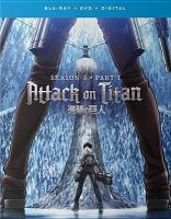 Cover image for Attack on Titan. Season 3, Part 1 [videorecording Blu-ray]