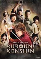 Cover image for Rurouni Kenshin. part 1 [videorecording DVD] : Origins