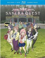 Cover image for Sakura quest. Part 1 [videorecording Blu-ray] : Episodes 1-13
