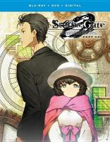 Cover image for Steins;Gate Part 1, Complete [videorecording Blu-ray]