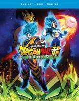 Cover image for Dragon Ball Super [videorecording Blu-ray] : Broly