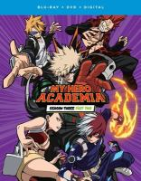 Cover image for My hero Academia. Season 3, part 2 [videorecording Blu-ray]