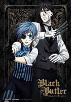 Cover image for Black Butler. Book of the Atlantic [videorecording DVD]