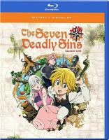 Cover image for The seven deadly sins. Season 1, Complete [videorecording Blu-ray]