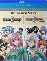 Cover image for Rosario + Vampire [videorecording Blu-ray] : Rosario + Vampire CAPU 2