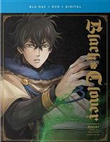 Cover image for Black clover. Season 1, part 2 [videorecording Blu-ray] : Episodes 11-19