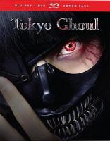 Cover image for Tokyo ghoul [videorecording Blu-ray]