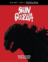 Cover image for Shin Godzilla [videorecording Blu-ray].
