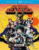 Cover image for My hero Academia. Season 1, Complete [videorecording DVD]