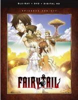 Cover image for Fairy tail. Zero. Episodes 266-277 [videorecording Blu-ray]