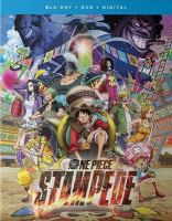 Imagen de portada para One piece stampede [videorecording Blu-ray]