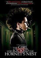 Imagen de portada para The girl who kicked the hornet's nest