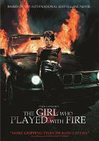 Cover image for The girl who played with fire