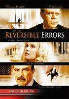 Cover image for Reversible errors