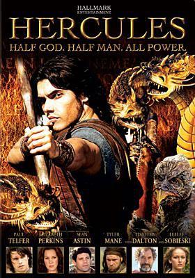Cover image for Hercules (Timothy Dalton version)