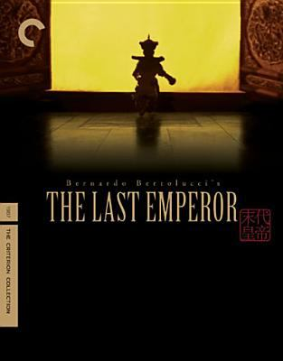 Cover image for The last emperor [videorecording Blu-ray]