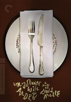 Cover image for My dinner with AndrÔe