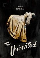 Imagen de portada para The uninvited [videorecording DVD]