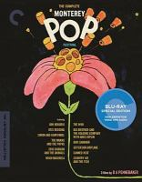 Cover image for The complete Monterey Pop Festival [videorecording Blu-ray] : 3 films